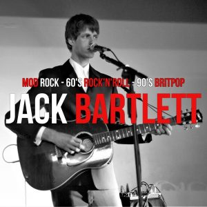 Jack Bartlett @ HYDE PARK SOCIAL CLUB