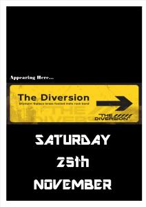 A3 DIVERSION 25-11
